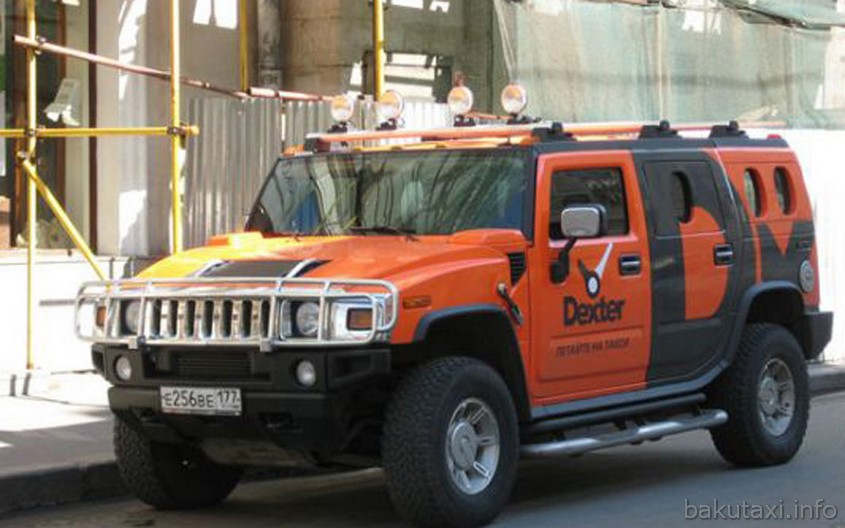 Hummer H1 Taxi